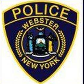 Webster Police patch