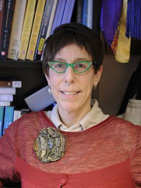 Barbara LeSavoy, PhD, director of Women and Gender Studies at the College at Brockport
