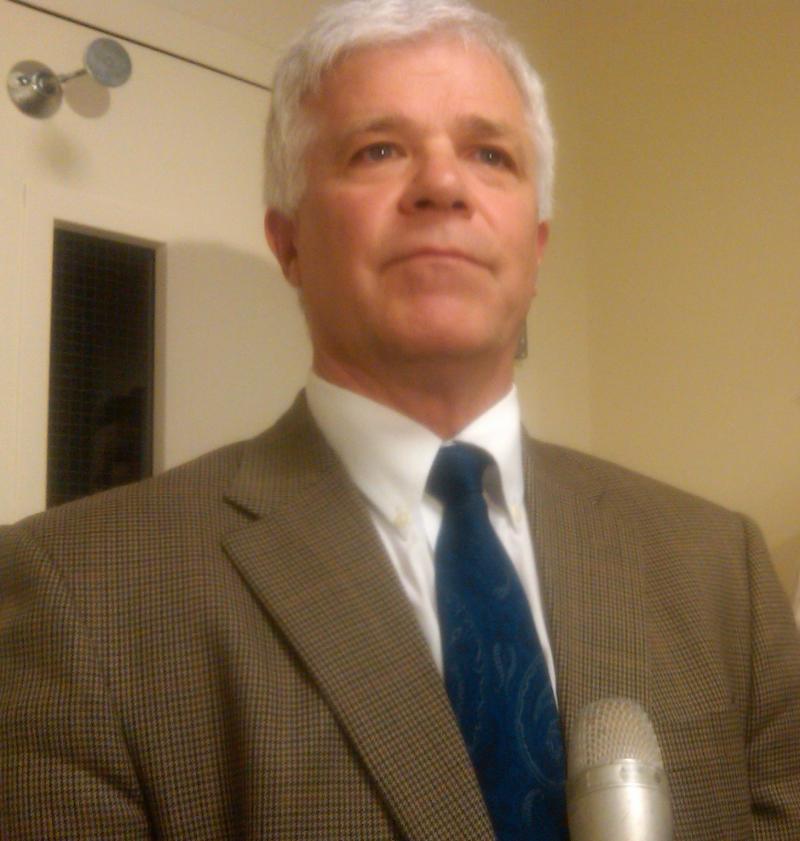 State DEC Commissioner Joe Martens