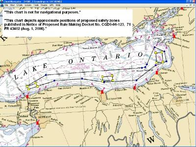 Coast Guard Seeks Live Fire Zones In Lake Ontario Wxxi News