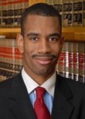 RCSD Board President Malik Evans