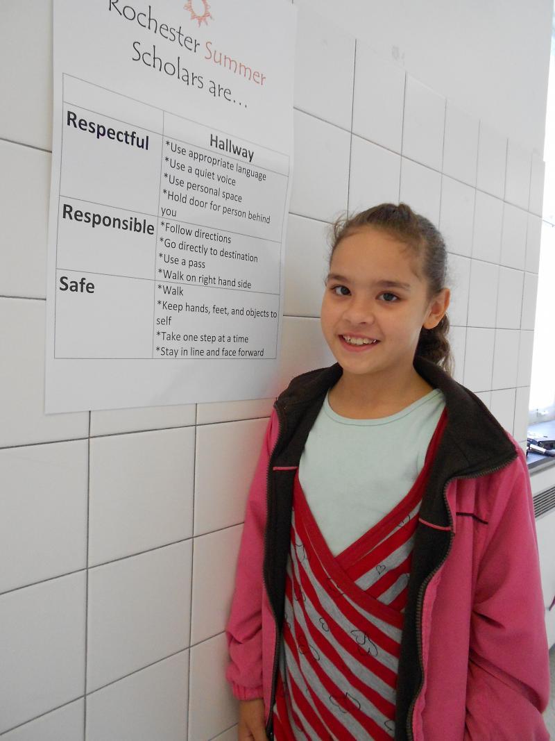 Student, Lizmarie Diaz