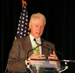 Former President Bill Clinton comes to Rochester on Friday to lend support for U.S. Reps. Louise Slaughter and Kathy Hochul.