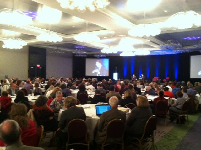 Hundreds gather at NYSSBA Convention