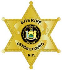 Genesee County Sheriff Badge