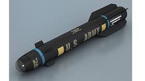 M36 Captive Flight Training Missile