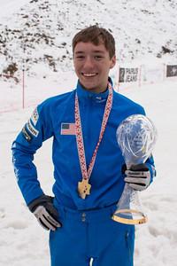 Chris Lillis World Cup Trophy