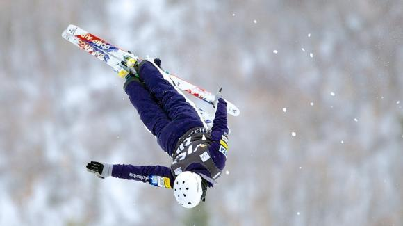 Jonathon Lillis is proving to be a rising force on the aerials squad with a career-best fourth at Deer Valley in 2014.
