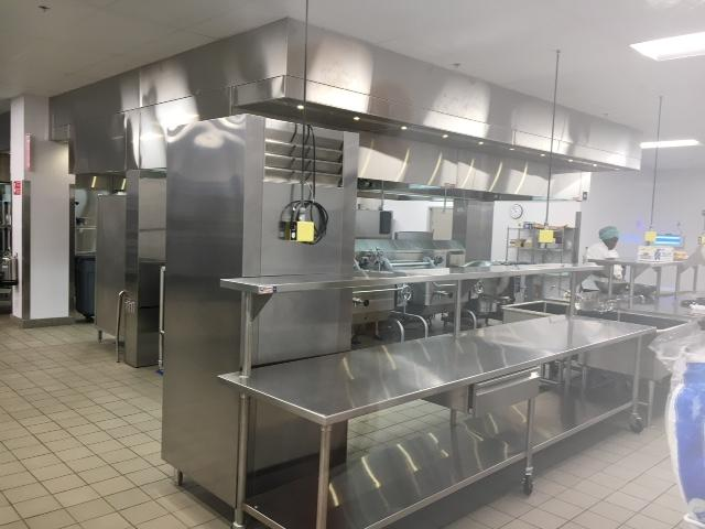 Inside The New Community Kitchen