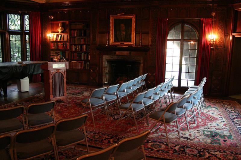 Rochester Academy Of Medicine Living Room