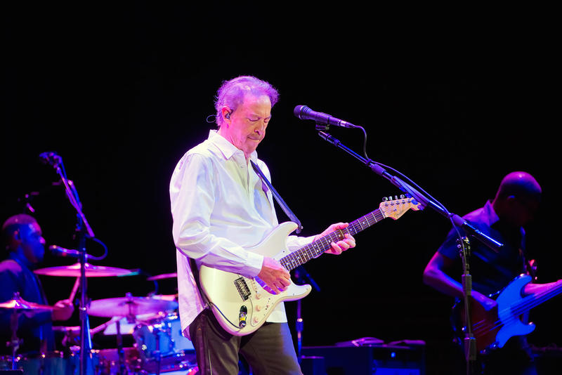 Boz Scaggs was the headline act for the 2018 Jazz Festival on Saturday