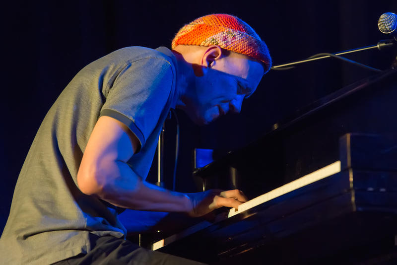 Django Bates Beloved Trio were part of the Made in the UK series at Christ Church.