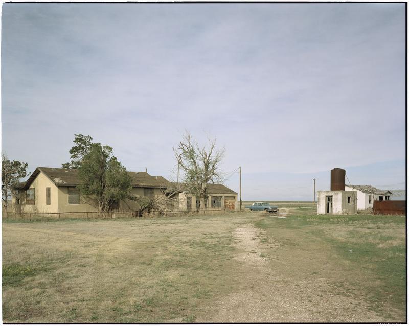 Hwy 70 east of Spearman