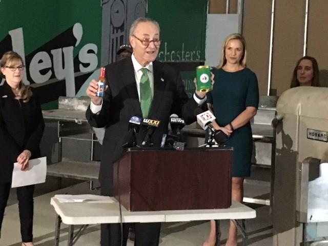 schumer pushing for a downtown commissary with a shared kitchen for area food businesses - Shared Kitchen