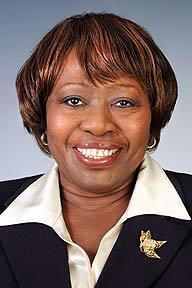 City Councilwoman Loretta Scott