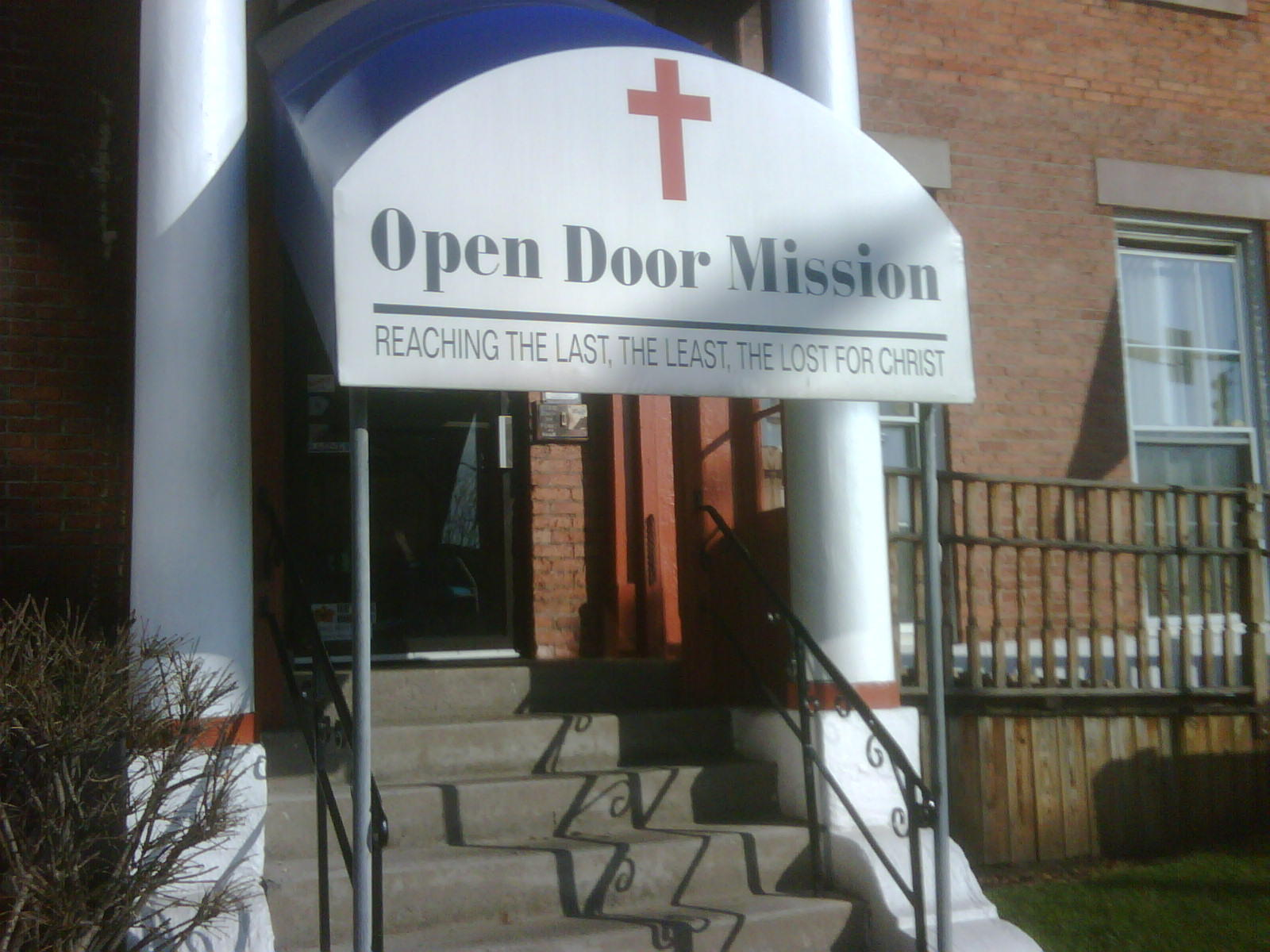 Open Door Mission Plans New Shelter to Include Beds for Women and Children & Open Door Mission Plans New Shelter to Include Beds for Women and ...