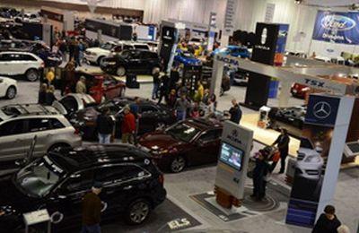 Rochester Auto Show Highlights New Technology WXXI News - Rochester car show
