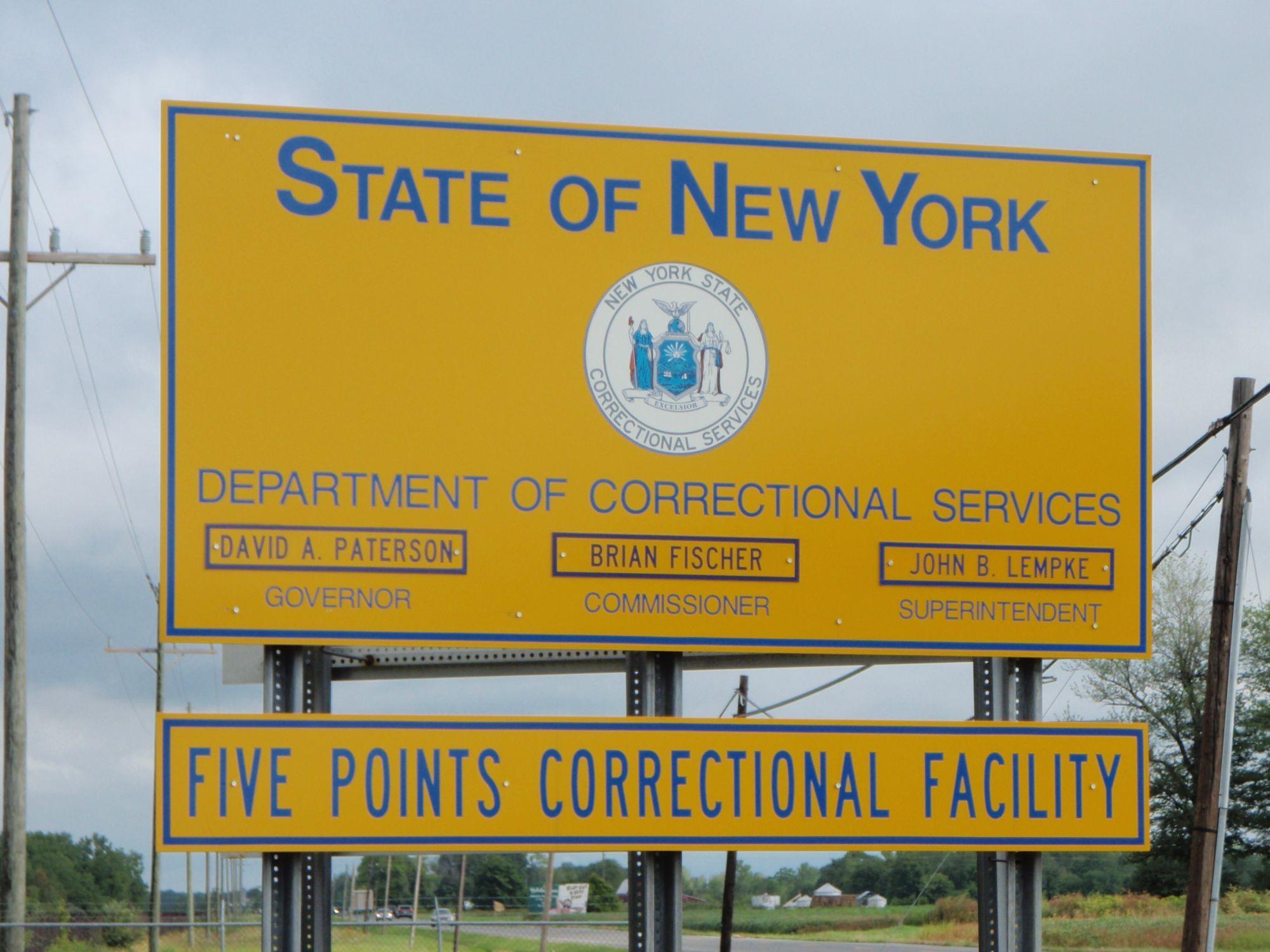 O'Mara, Helming co-sponsor legislation to create contraband plan for prisons