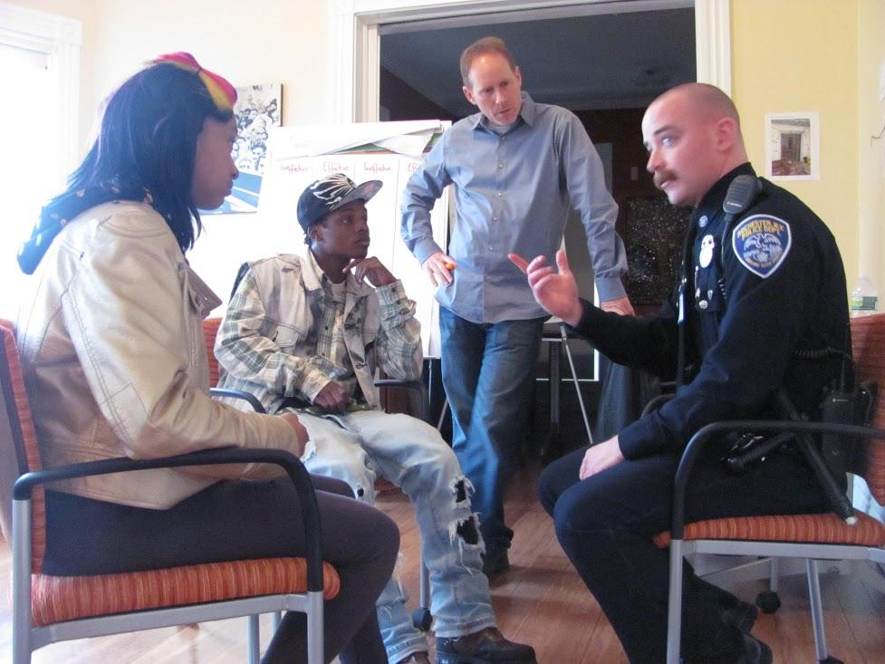 youth and police relationship