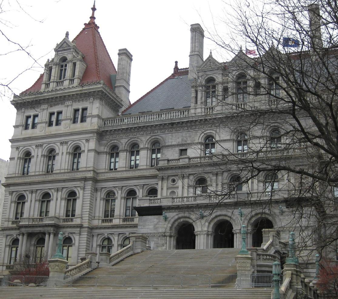 New York State Lawmakers Seek Trump's State Tax Returns