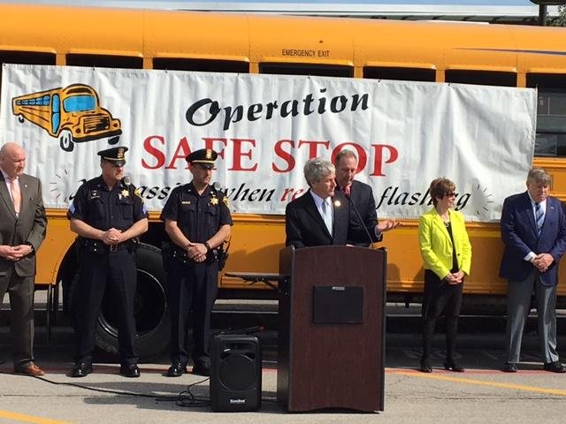 Roseburg Public Schools annual count reveals sobering statistics on school bus safety