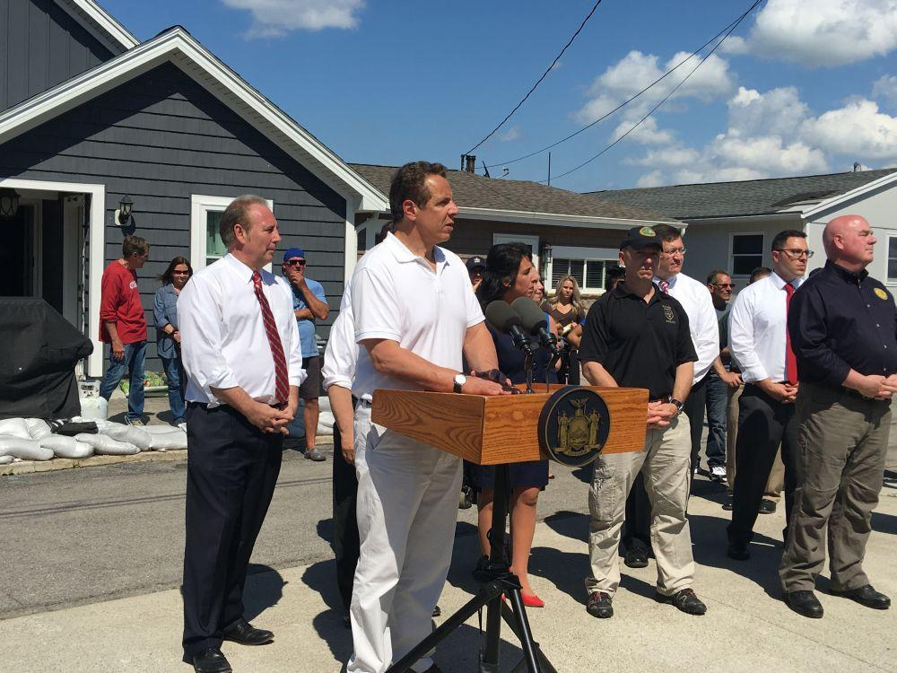 NY: $7M for homeowners hit by Lake Ontario flooding