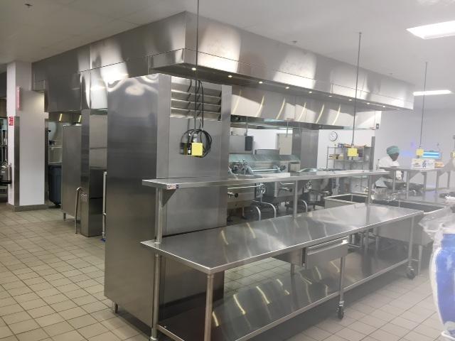 Inside The New Community Kitchen