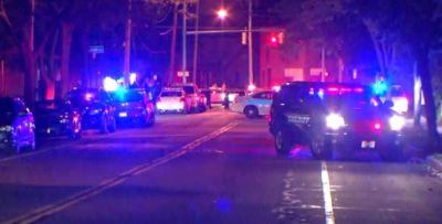 Rochester police officer shot; search for suspect underway