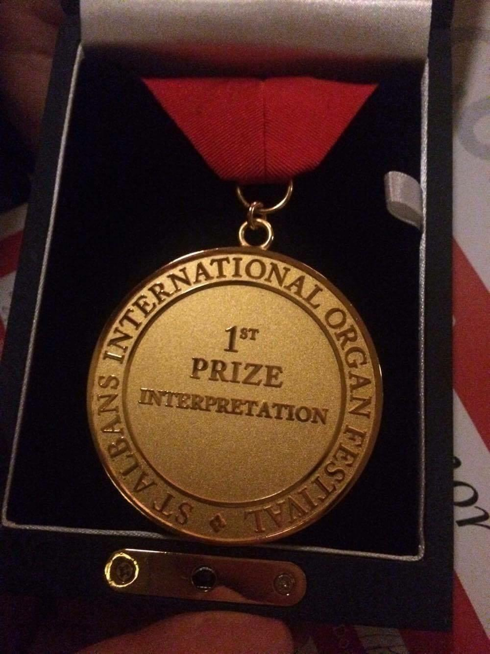 Eastman School organ student wins prestigious ...