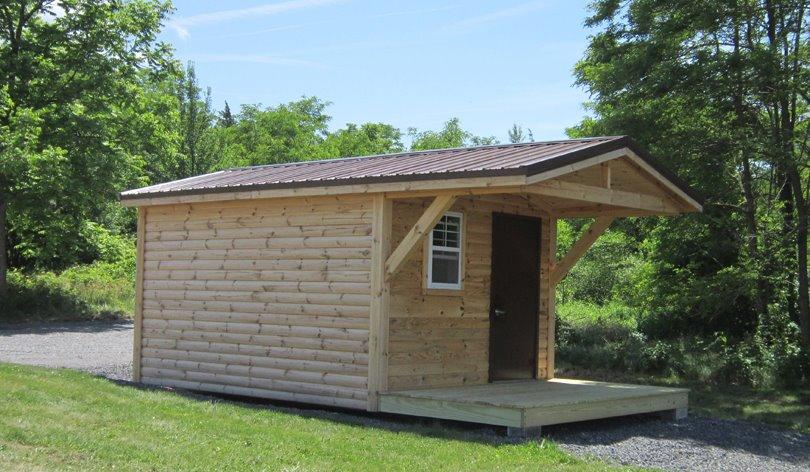 New seneca lake cottages ready to rent wxxi news for Sampson state park ny cabins