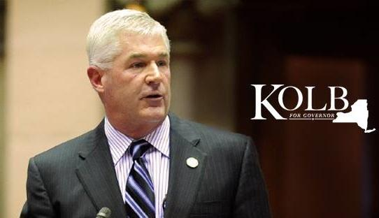 GOP Assembly Minority Leader Brian Kolb to Challenge Cuomo