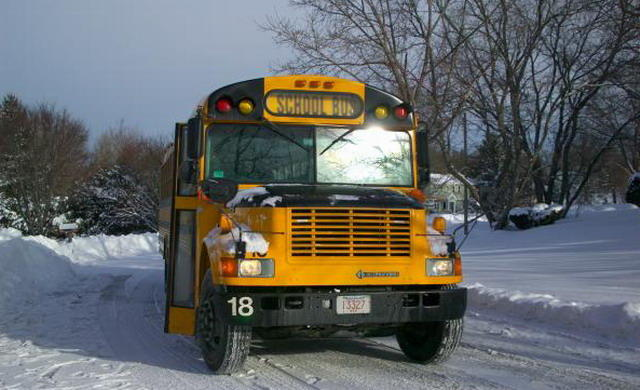 School closings Friday due to inclement weather