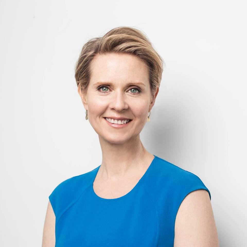 Cynthia Nixon Hosting Launch Party at Stonewall Inn