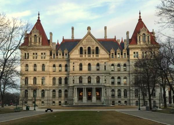 Deadline Looms For NY State Budget
