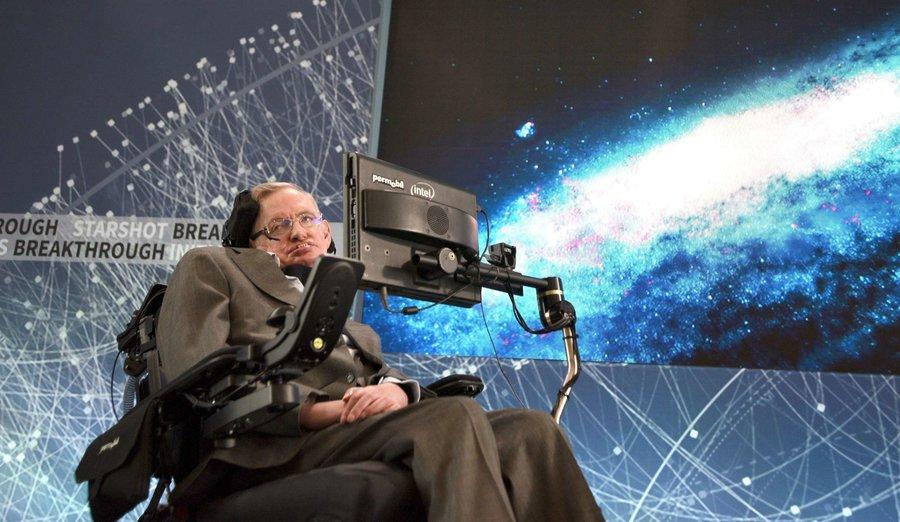 Renowned physicist Stephen W. Hawking dies at age 76