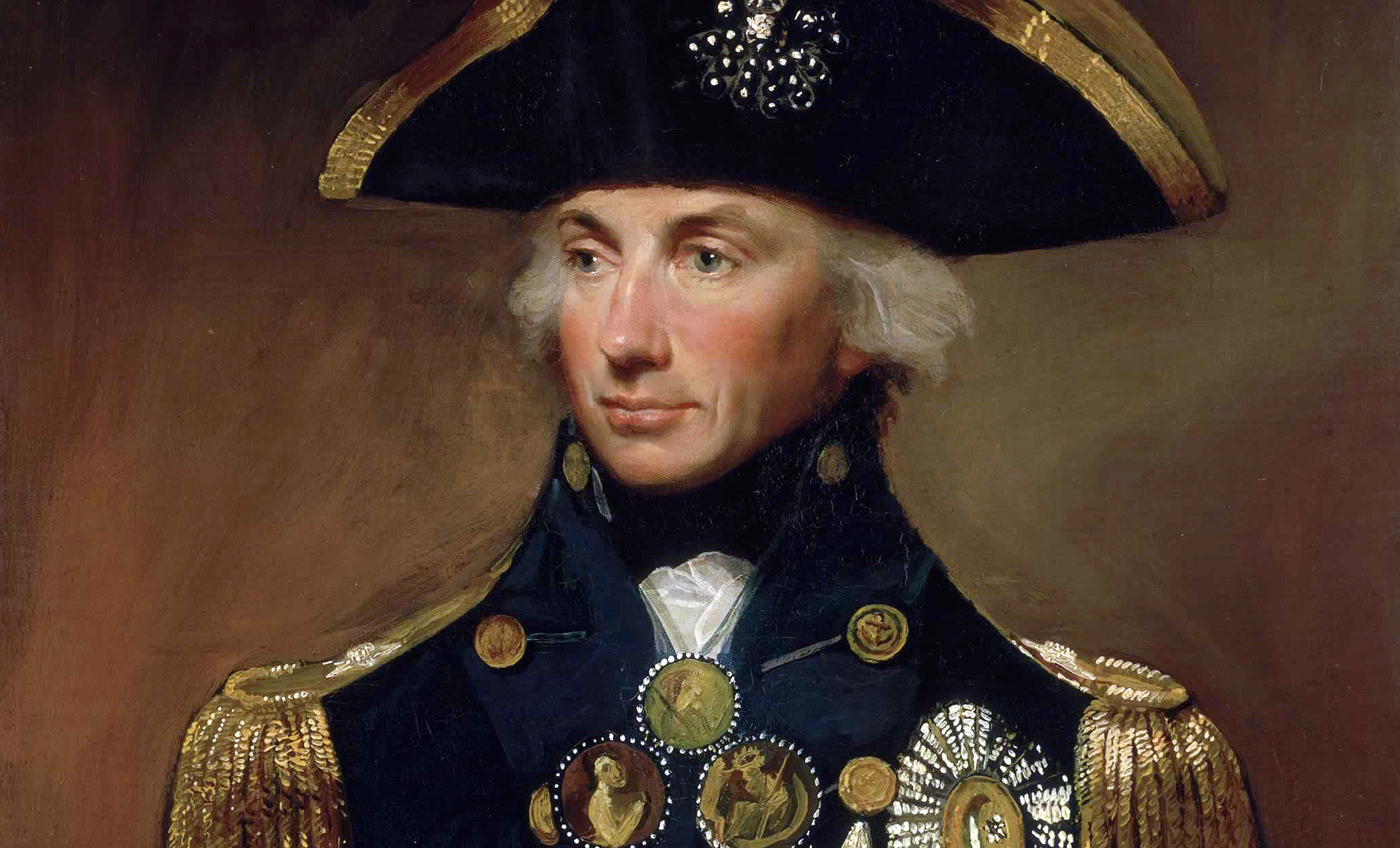 The life of horatio nelson by tales of curiosity.