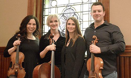Sibley Chamber Players and Brahms (April 12th)