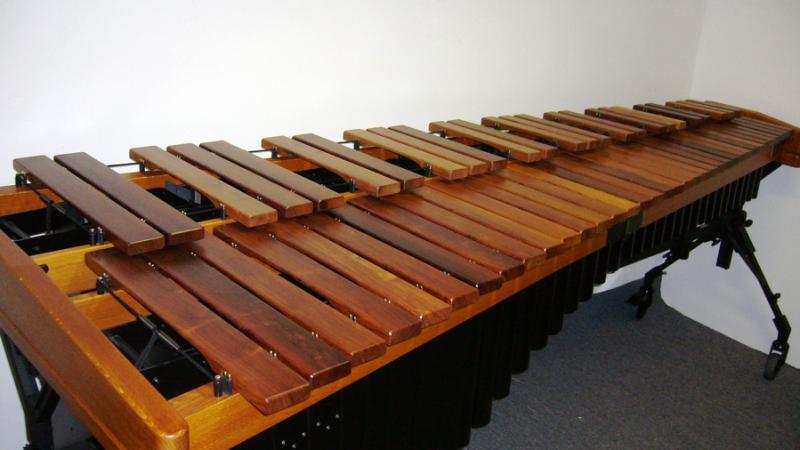 Marimba with Rosewood Bars