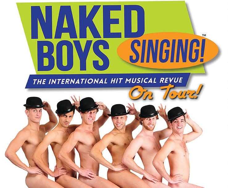 naked boys singing musical