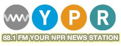 WYPR logo