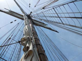 Rigging of the Pride of Baltimore II