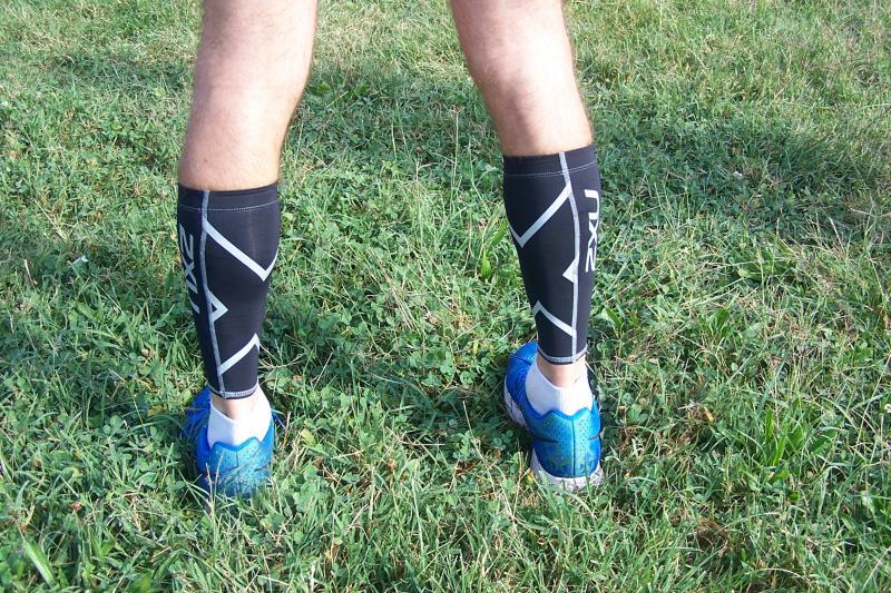 Compression socks.