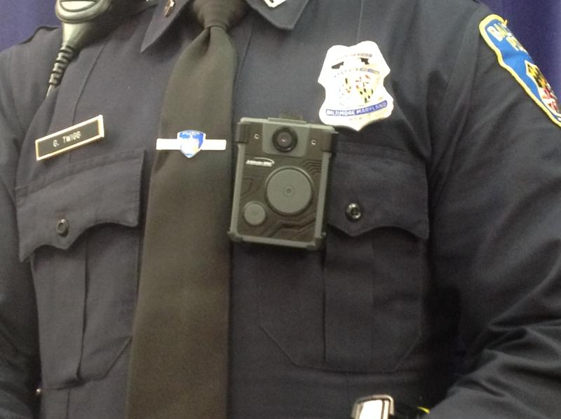 Officer Twigg and his colleagues in the Central District will be testing the Panasonic Arbitrator BWC from Brekford Corporation.