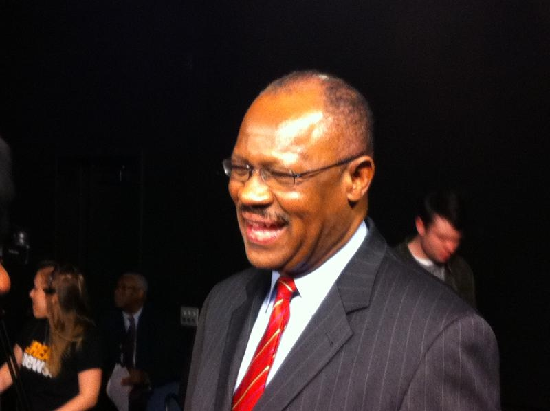 City Councilman Carl Stokes