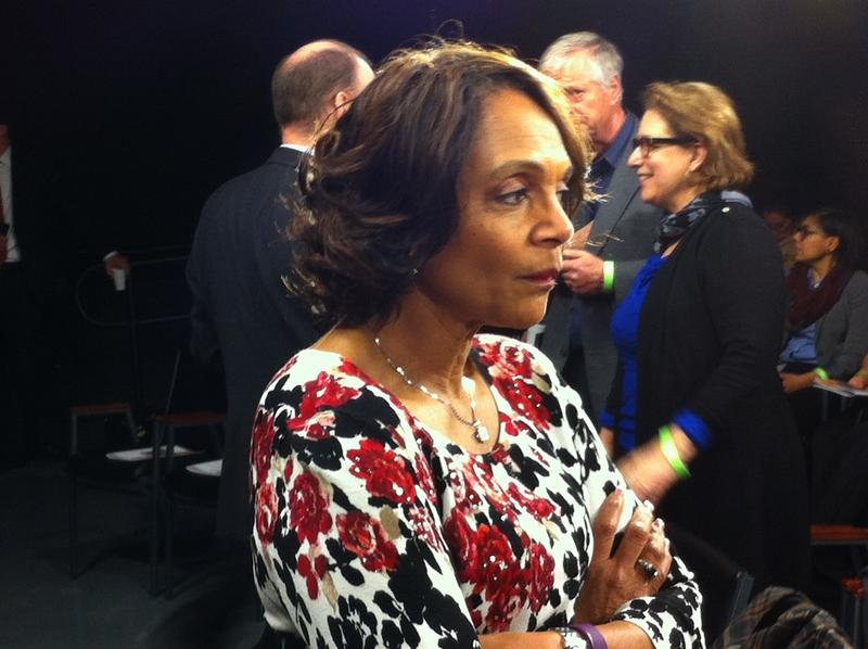 Former Mayor Sheila Dixon