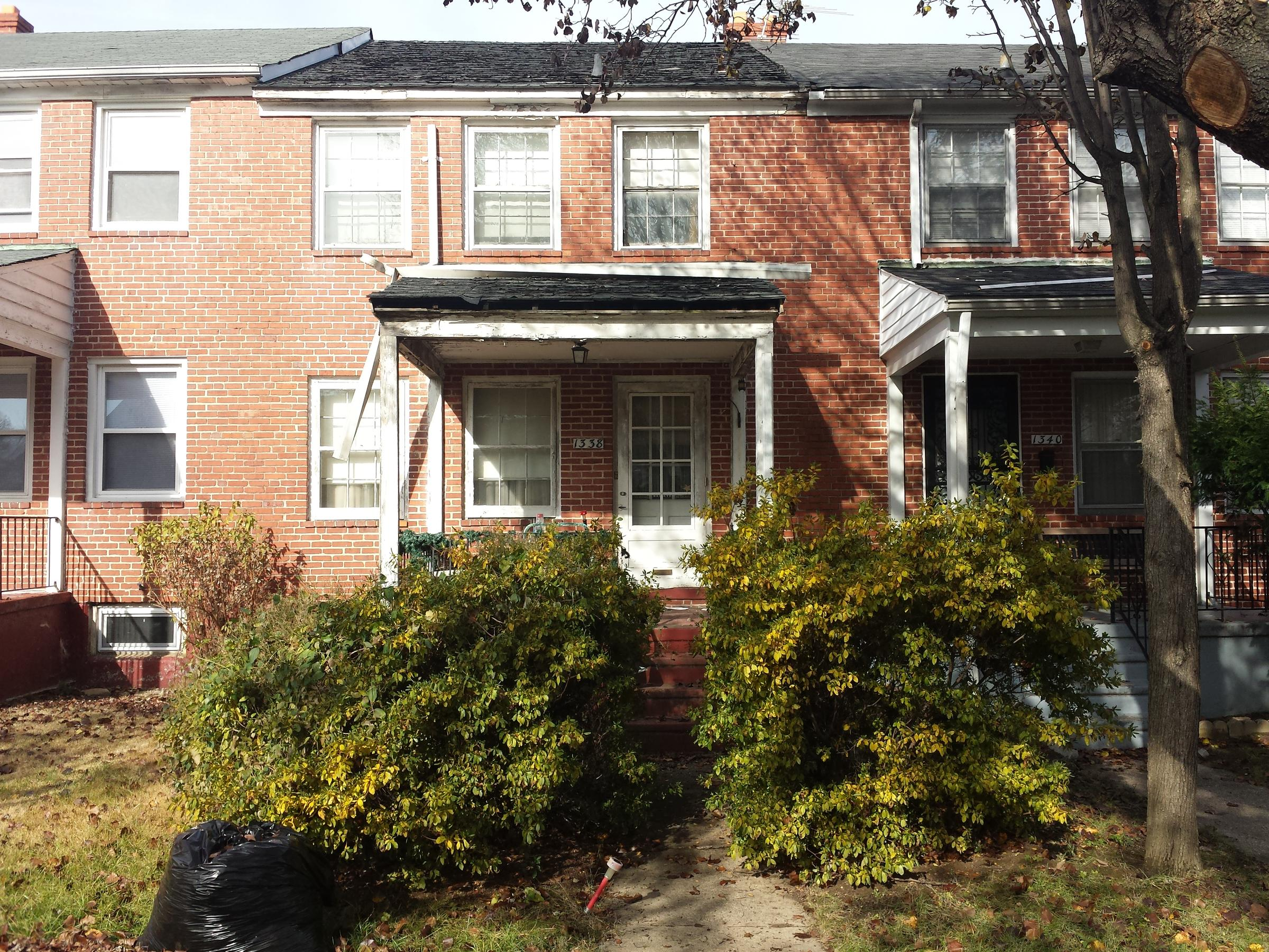 Perfect This House On Stonewood Road In The New Northwood Neighborhood Of Northeast  Baltimore Is Falling Apart. However, City Law Says Itu0027s Not Vacant Because  The ...