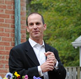 Attorney General candidate and state Del. Jon Cardin (D-Baltimore County).