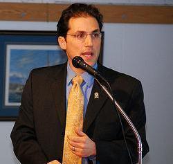 Annapolis Mayor Josh Cohen.