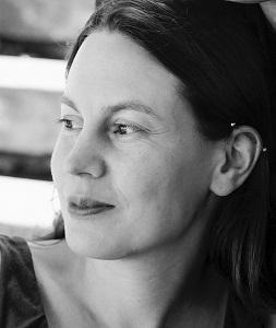 "Novelist Katharine Noel, author of ""Halfway House"""