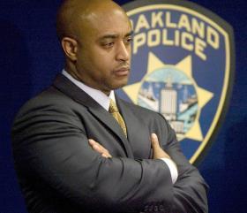 Baltimore Police Commissioner Anthony Batts